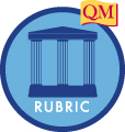 Quality Matters Rubric